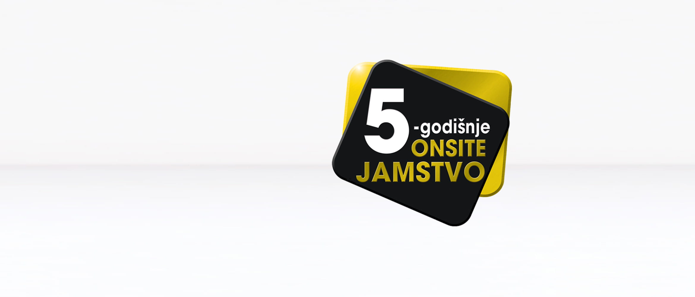 Brother 5 godina jamstva full banner image
