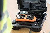 PT-E110VP ima torbicu za nošenje, AC adapter i kasetu s trakom