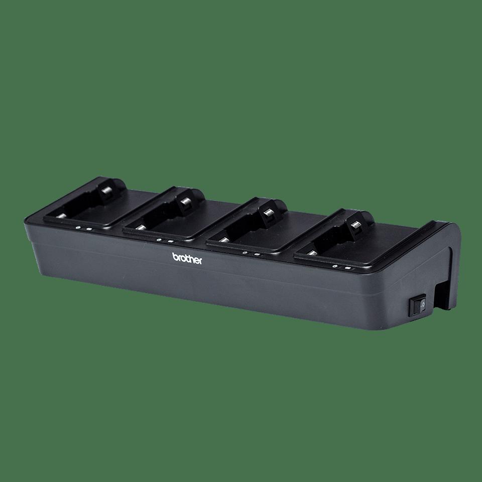Brother PA-4BC-002 punjač za baterije s četiri postaje 3