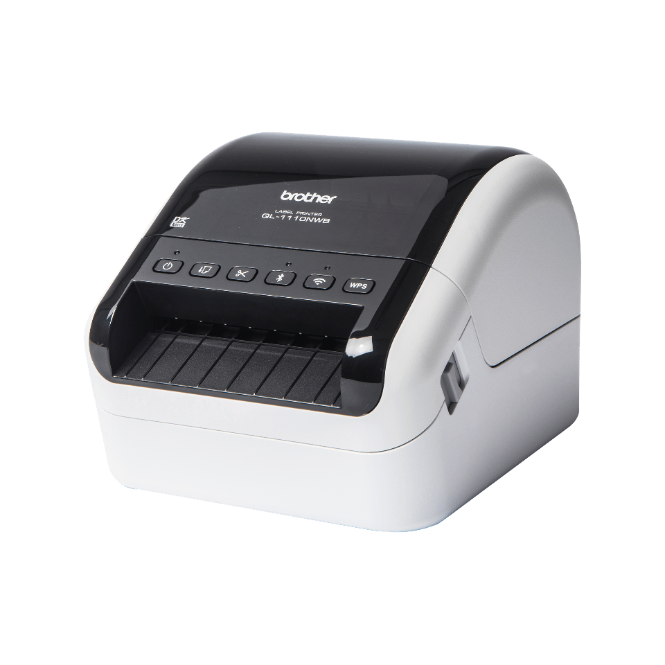 QL-1110NWB pisač širokih utovar naljepnica s crtičnim kodovima 2