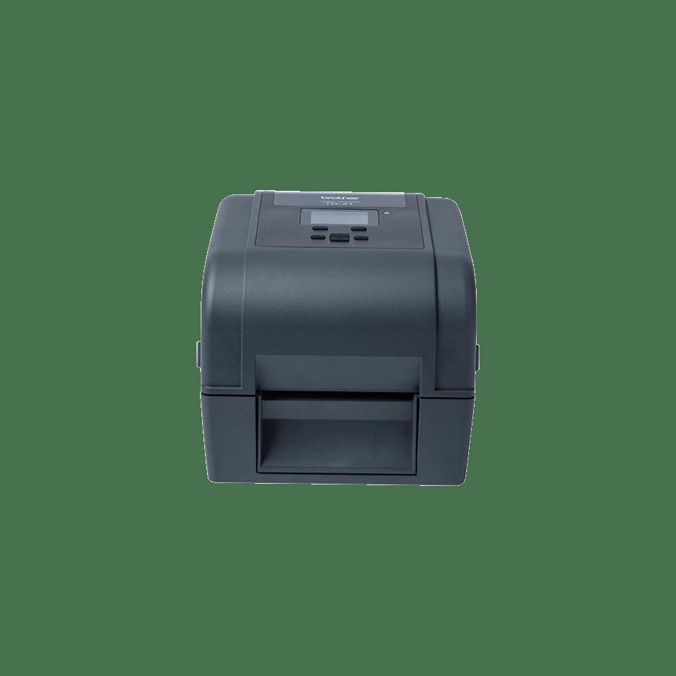 TD4750TNWBR-pisač naljepnica s prozirnom pozadinom-sprijeda