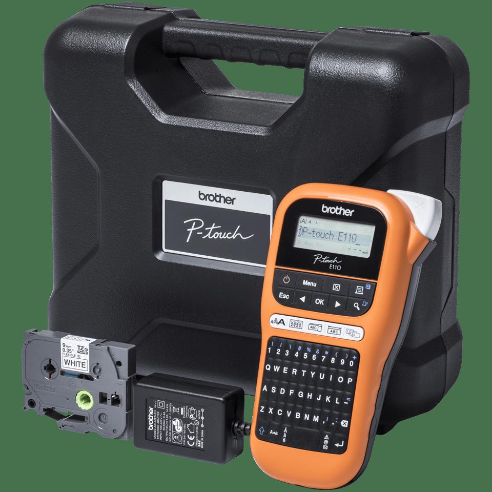 PT-E110VP P-touch pisač naljepnica za električare 4