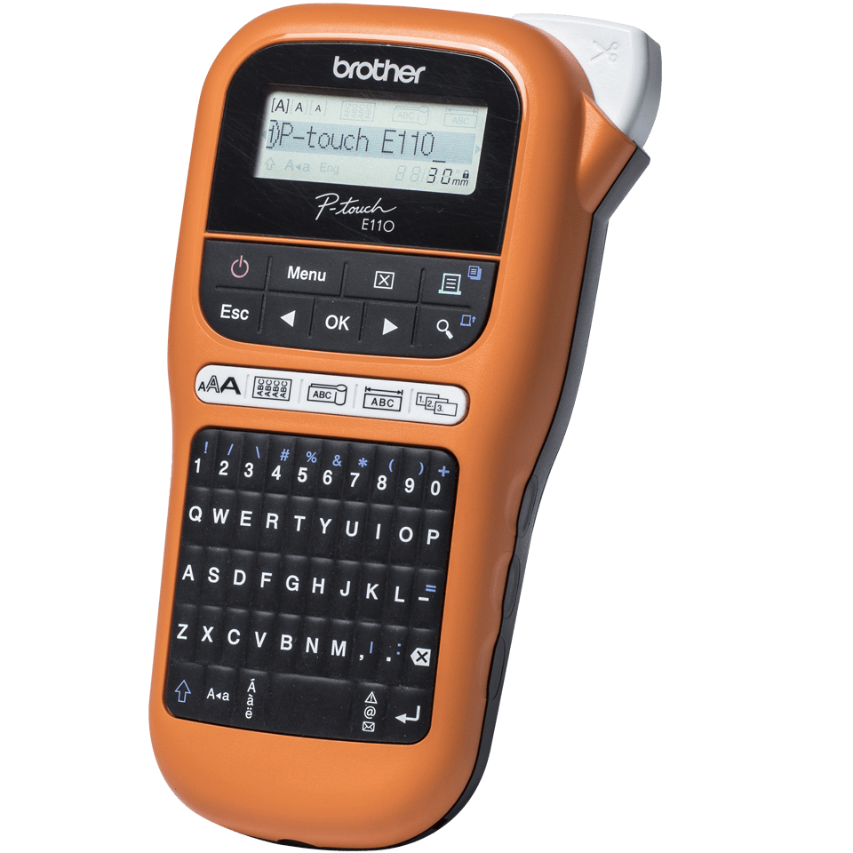 PT-E110VP P-touch pisač naljepnica za električare 2