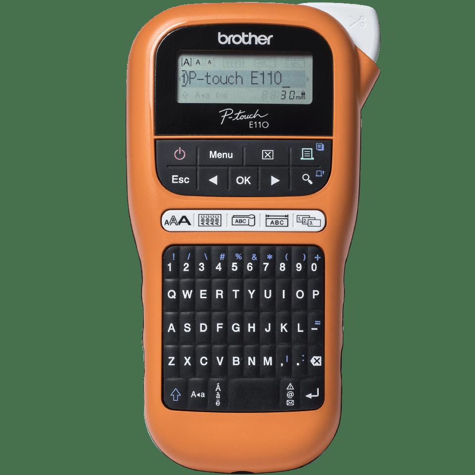 PT-E110VP P-touch pisač naljepnica za električare