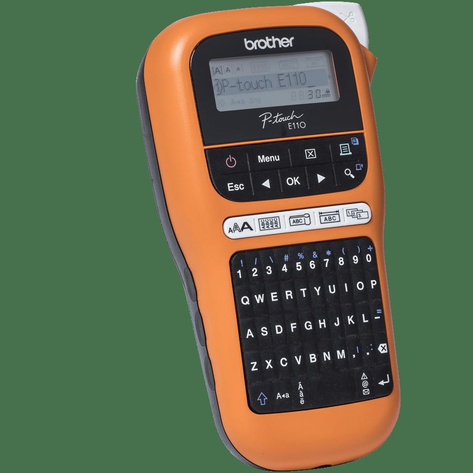 PT-E110VP P-touch pisač naljepnica za električare 3