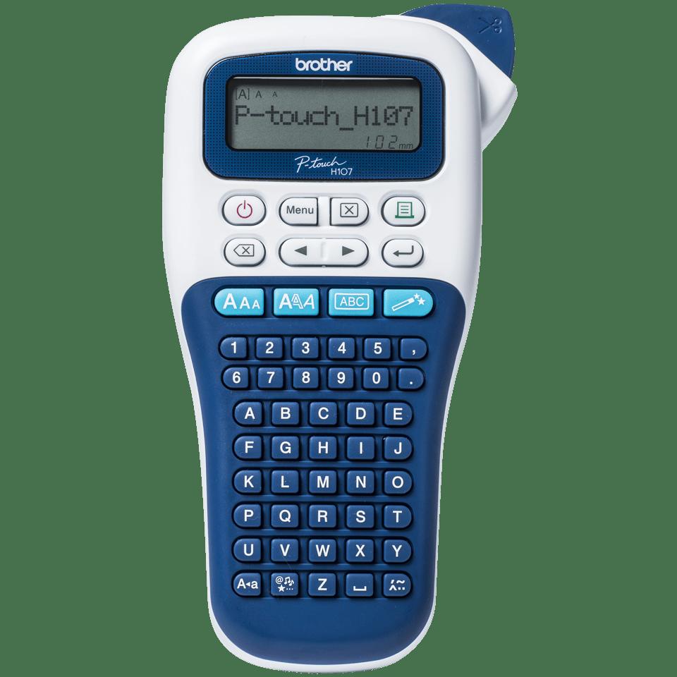 PT-H107B ručni pisač naljepnica 2