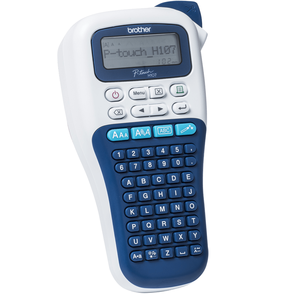 PT-H107B ručni pisač naljepnica 3