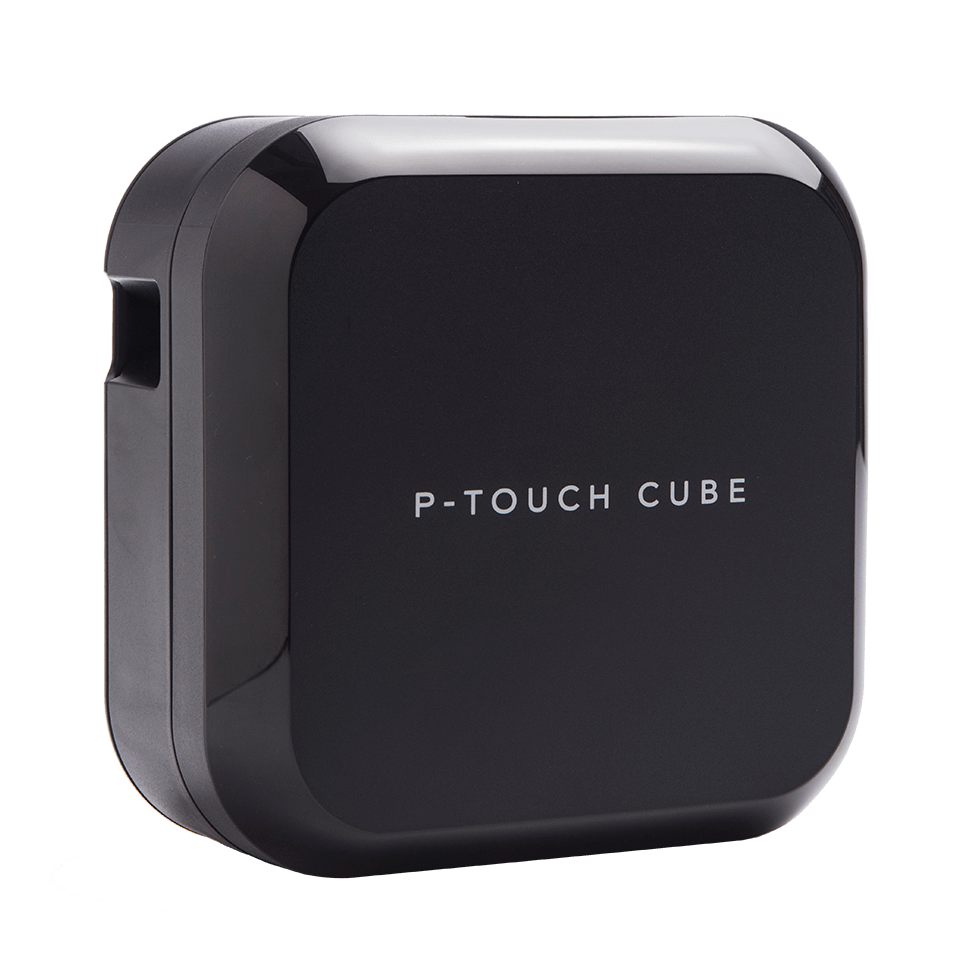 PT-P710BT P-touch CUBE Plus pisač naljepnica s Bluetooth povezivanjem 2