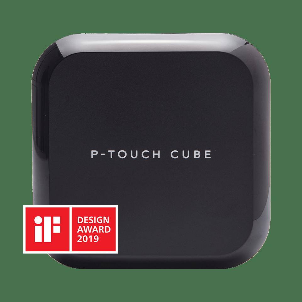 P-touch CUBE Plus pisač naljepnica s Bluetooth povezivanjem 2