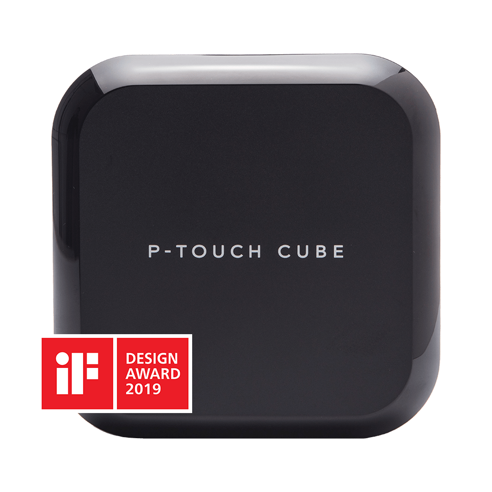 PT-P710BT P-touch CUBE Plus pisač naljepnica s Bluetooth povezivanjem