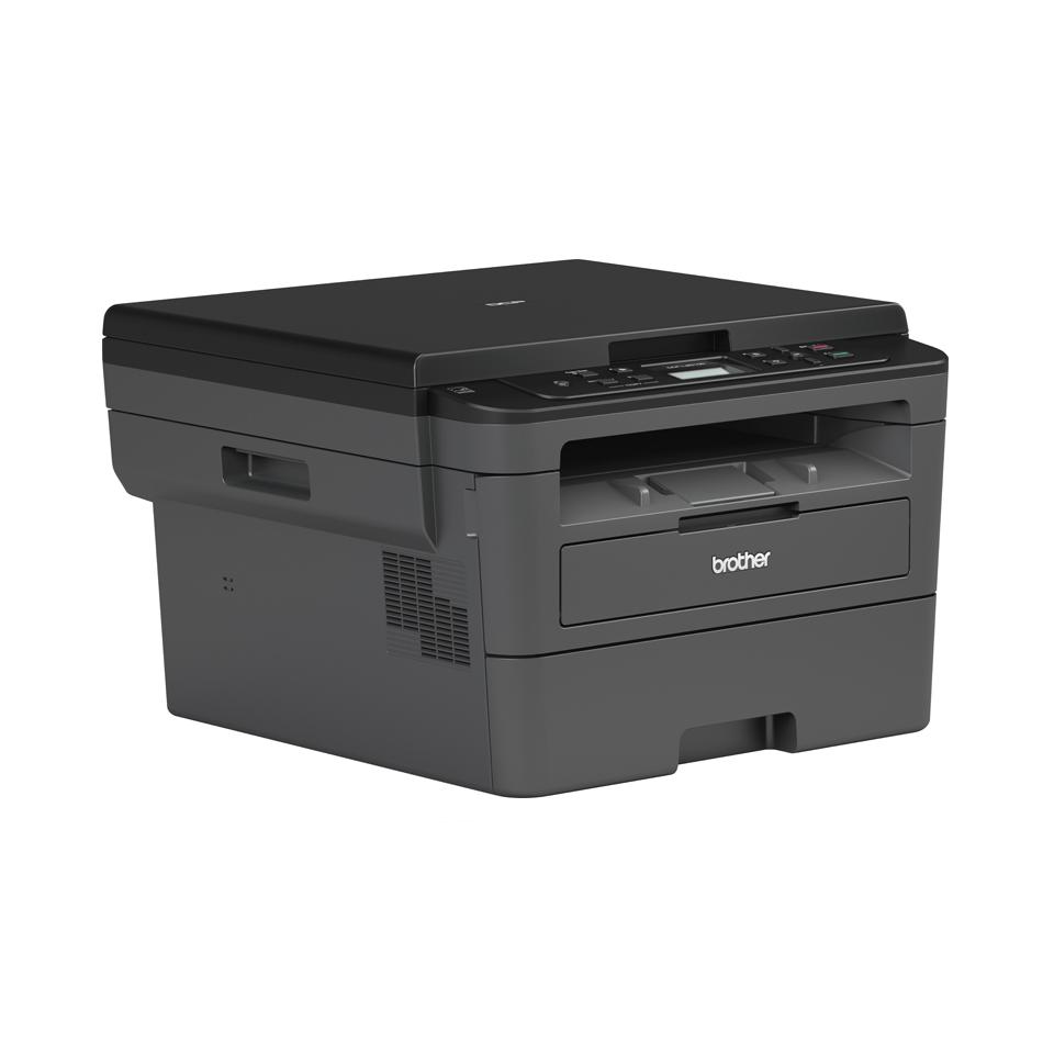 DCP- L2512D kompaktan crno-bijeli laserski višenamjenski uređaj 3-u-1 3