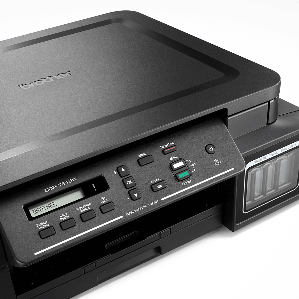 DCP-T310 InkBenefit Plus 3-v-1 tintni višenamjenski uređaj u boji Brother 3
