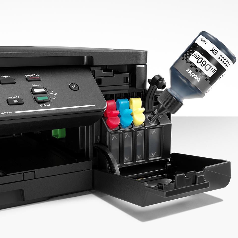 DCP-T310 InkBenefit Plus 3-v-1 tintni višenamjenski uređaj u boji Brother 5