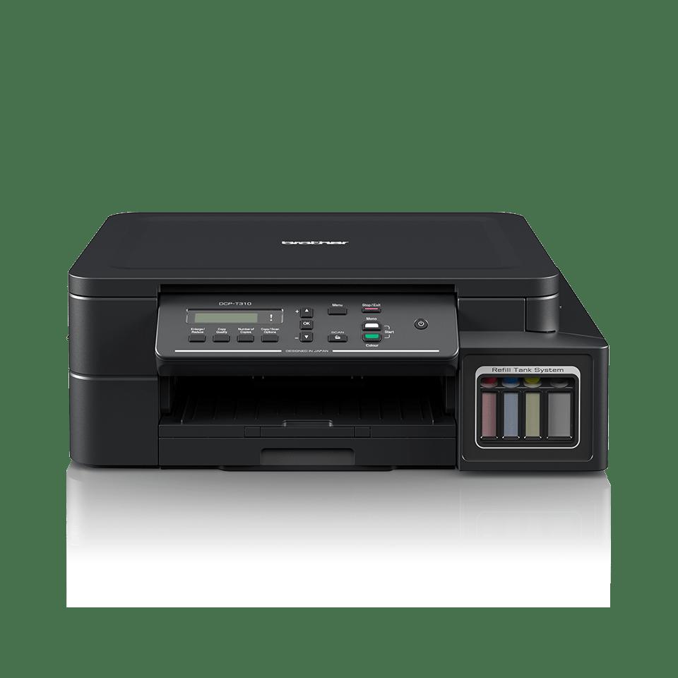 DCP-T310 InkBenefit Plus 3-v-1 tintni višenamjenski uređaj u boji Brother