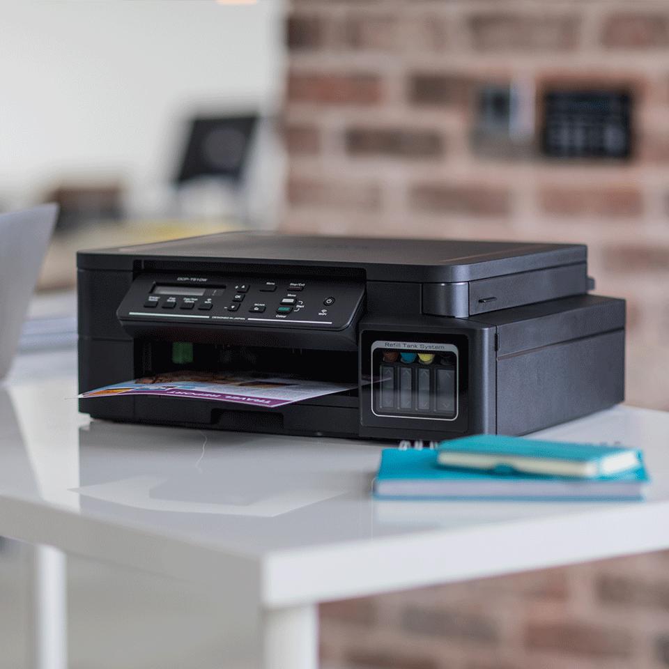 DCP-T510W InkBenefit Plus 3-u-1 bežični tintni višenamjenski uređaj u boji Brother 3