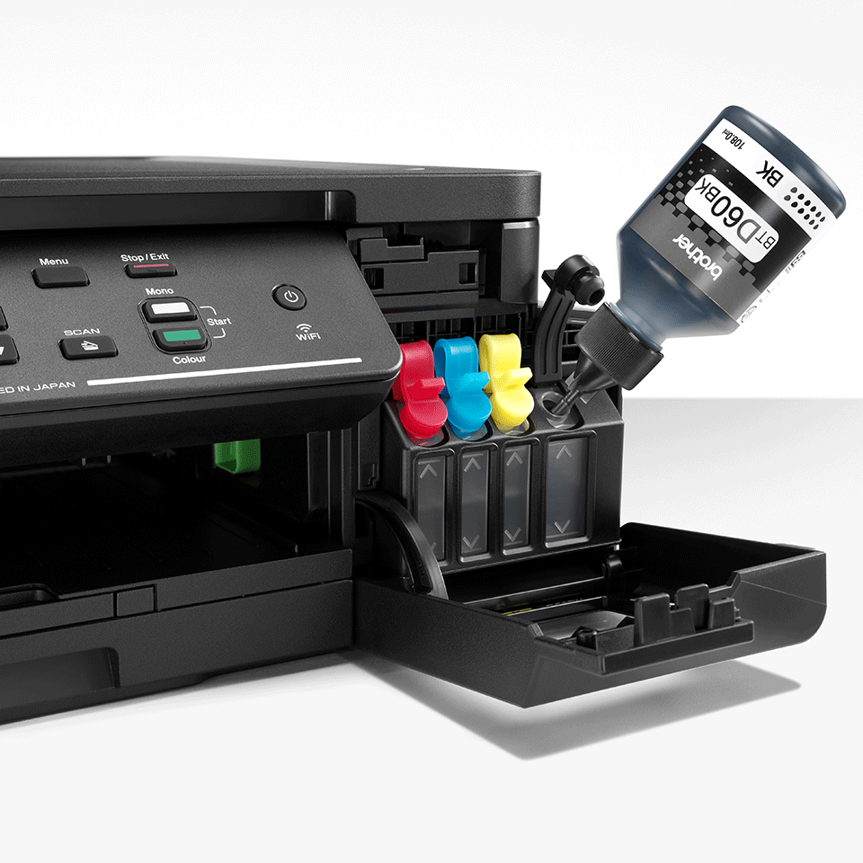 DCP-T510W InkBenefit Plus 3-u-1 bežični tintni višenamjenski uređaj u boji Brother 5