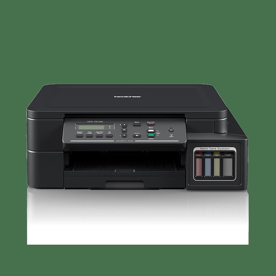 DCP-T510W InkBenefit Plus 3-u-1 bežični tintni višenamjenski uređaj u boji Brother