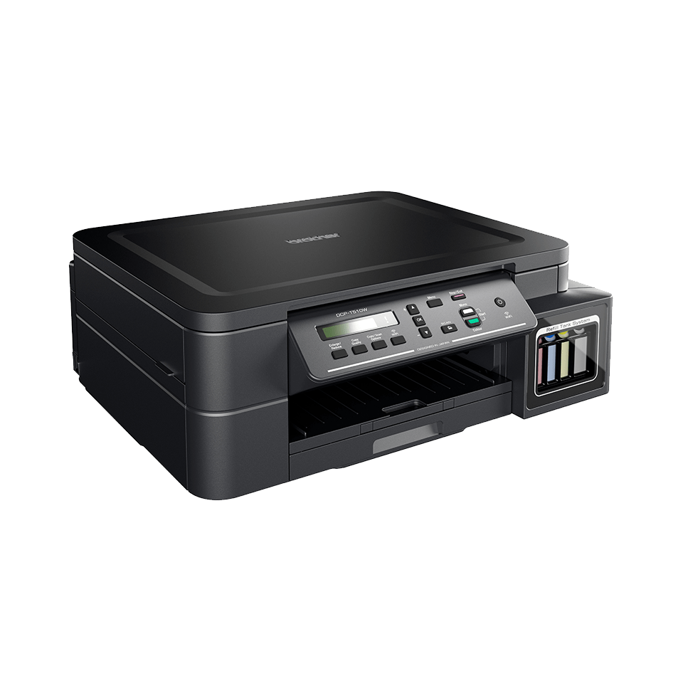 DCP-T510W InkBenefit Plus 3-u-1 bežični tintni višenamjenski uređaj u boji Brother 2