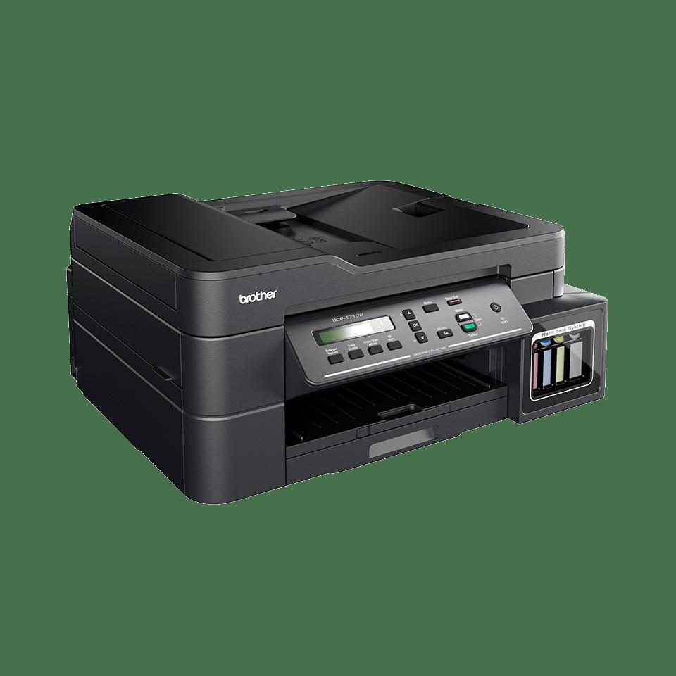 DCP-T710W InkBenefit Plus 3-u-1 bežični tintni višenamjenski uređaj u boji Brother 2