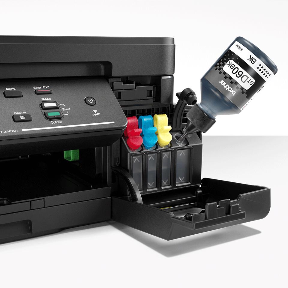 DCP-T710W InkBenefit Plus 3-u-1 bežični tintni višenamjenski uređaj u boji Brother 5