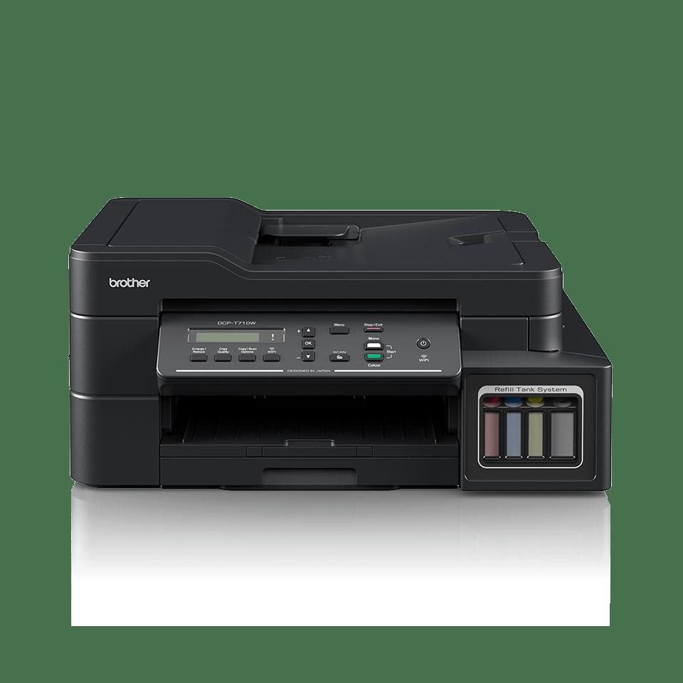 DCP-T710W InkBenefit Plus 3-u-1 bežični tintni višenamjenski uređaj u boji Brother