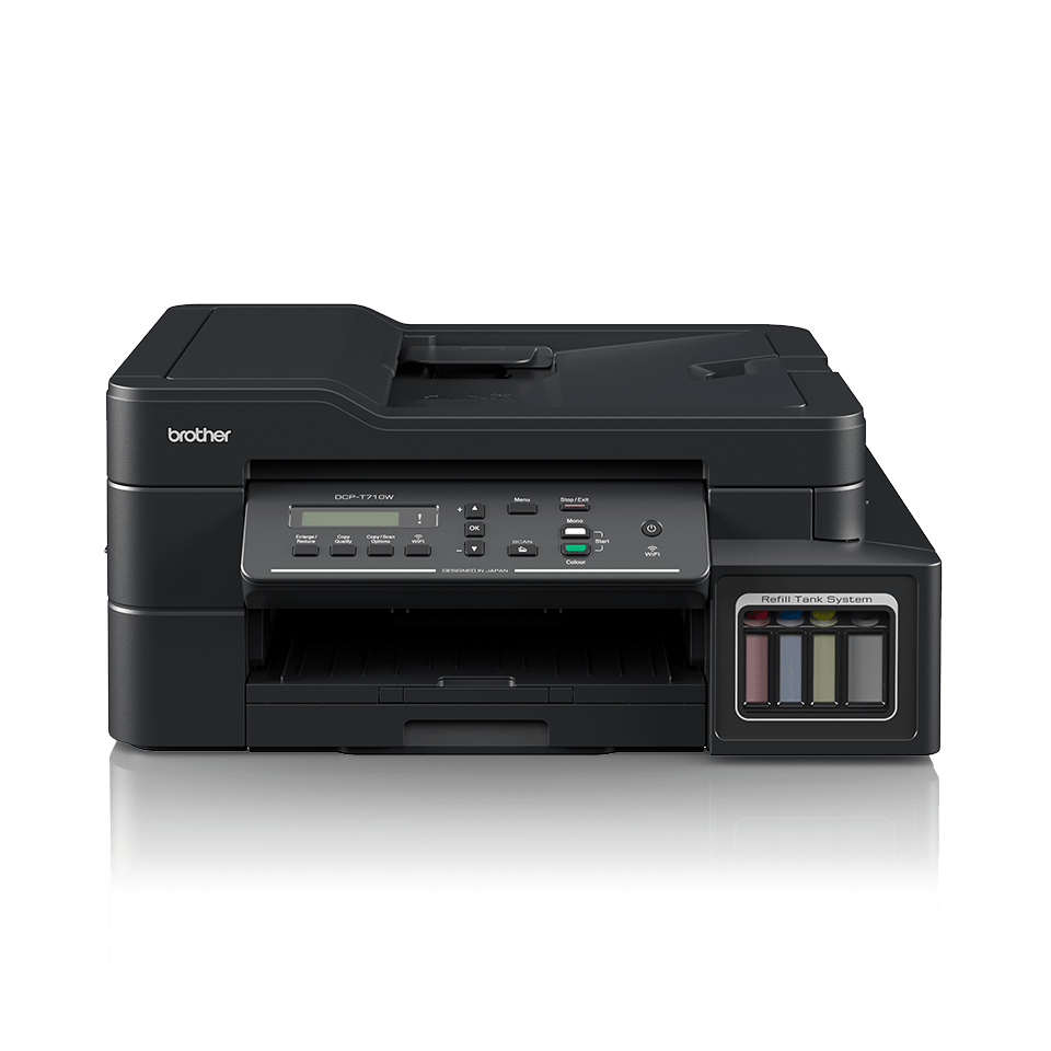DCP-T710W InkBenefit Plus 3-u-1 bežični tintni višenamjenski uređaj u boji Brother 7