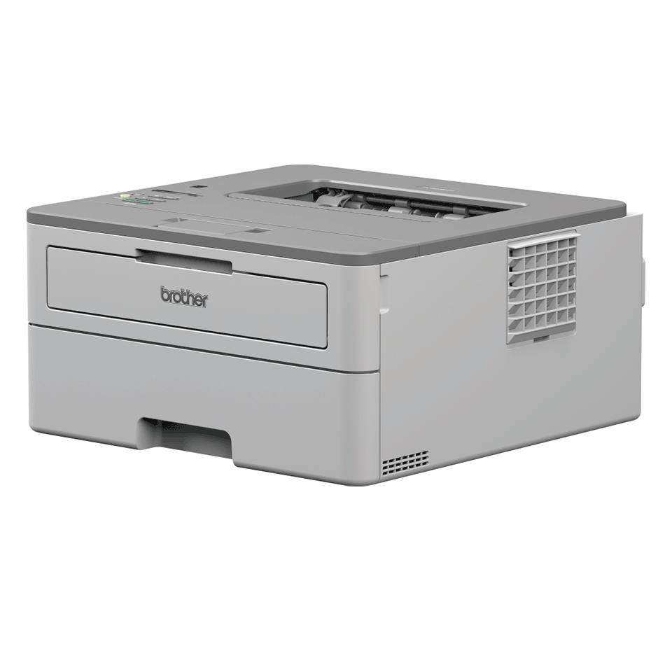HL-B2080DW kompaktan žičani i bežični crno-bijeli laserski pisač TonerBenefit 2