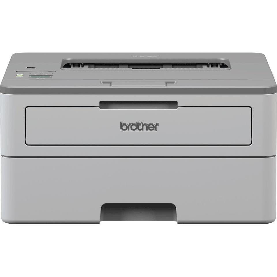 HL-B2080DW kompaktan žičani i bežični crno-bijeli laserski pisač TonerBenefit