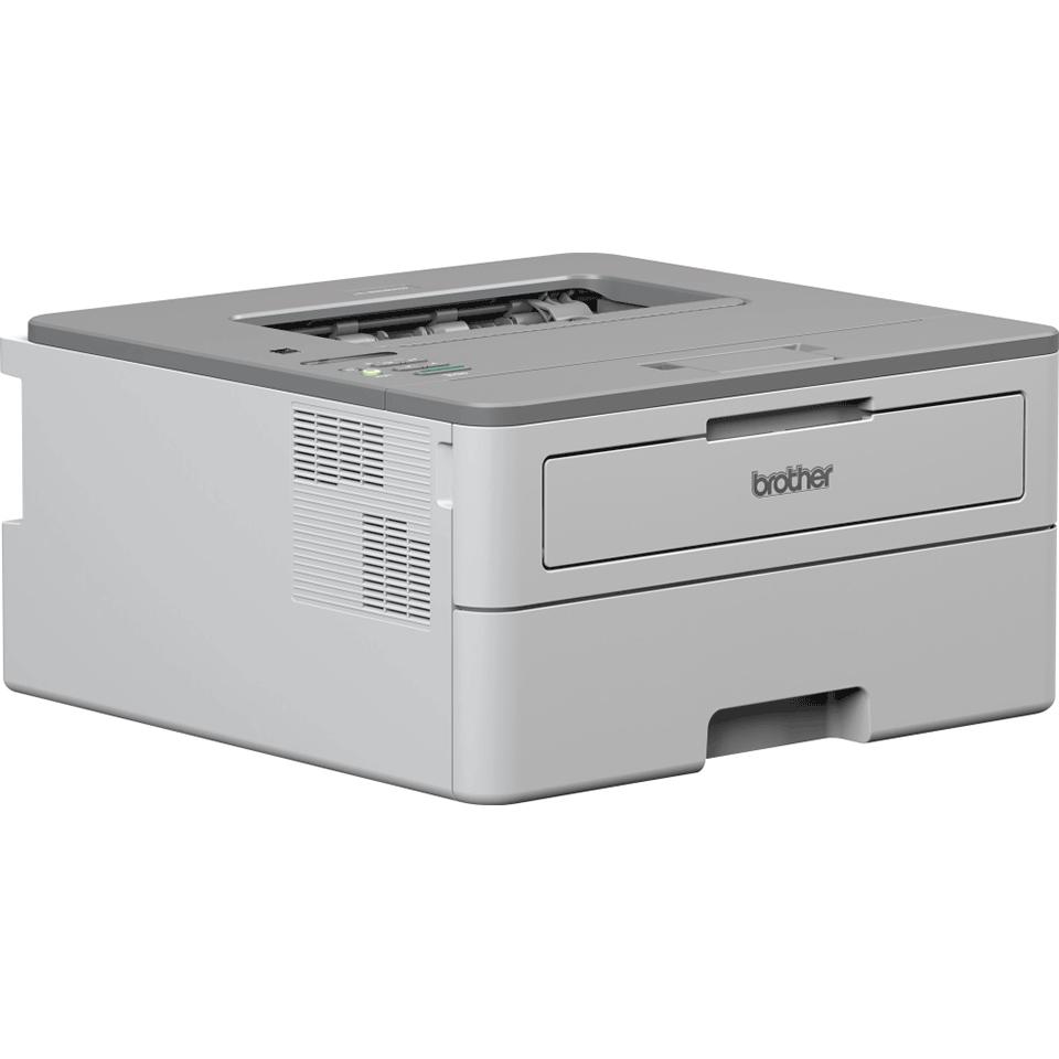 HL-B2080DW kompaktan žičani i bežični crno-bijeli laserski pisač TonerBenefit 3