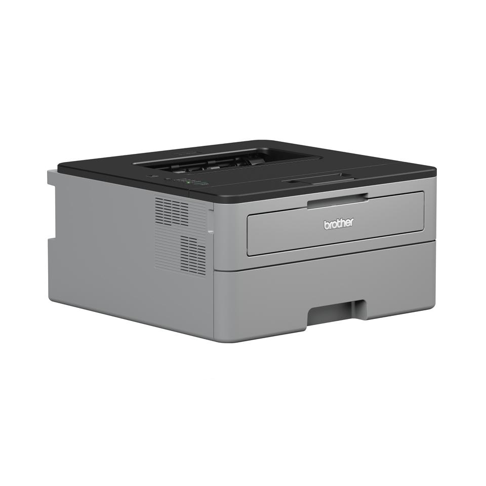 HL-L2312D kompaktan crno-bijeli laserski pisač 3