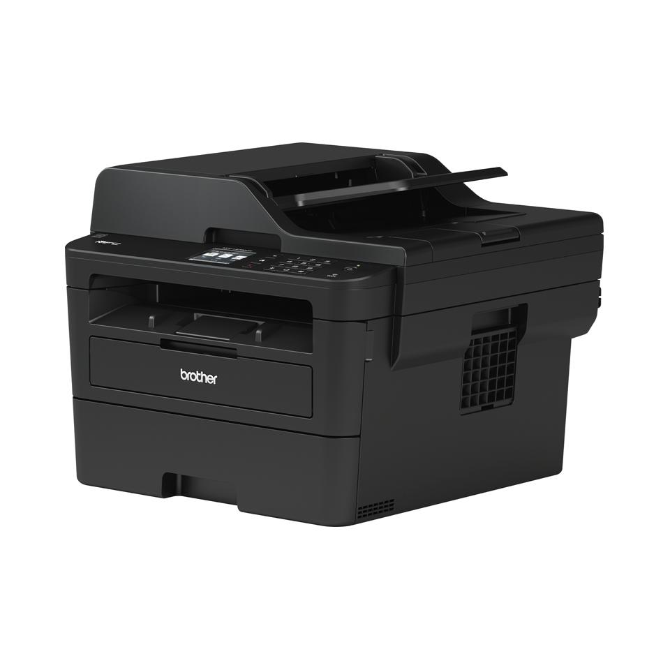 MFC-L2732DW  kompaktan bežični crno-bijeli laserski višenamjenski uređaj 4-u-1