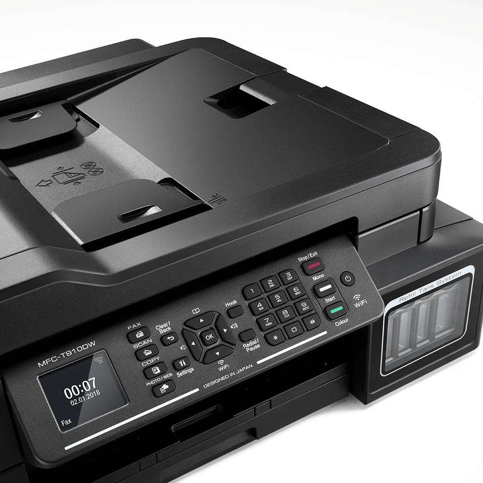 MFC-T910DW InkBenefit Plus 4-u-1 bežični tintni višenamjenski uređaj u boji Brother 5