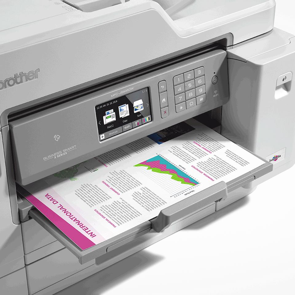 MFC-J5945DW bežični A3 tintni višenamjenski uređaj u boji za ispis, kopiranje, skeniranje i faksiranje 5