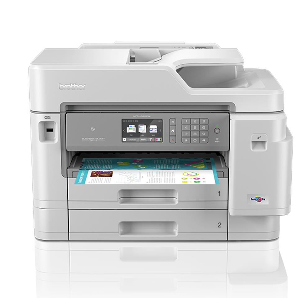 MFC-J5945DW bežični A3 tintni višenamjenski uređaj u boji za ispis, kopiranje, skeniranje i faksiranje*