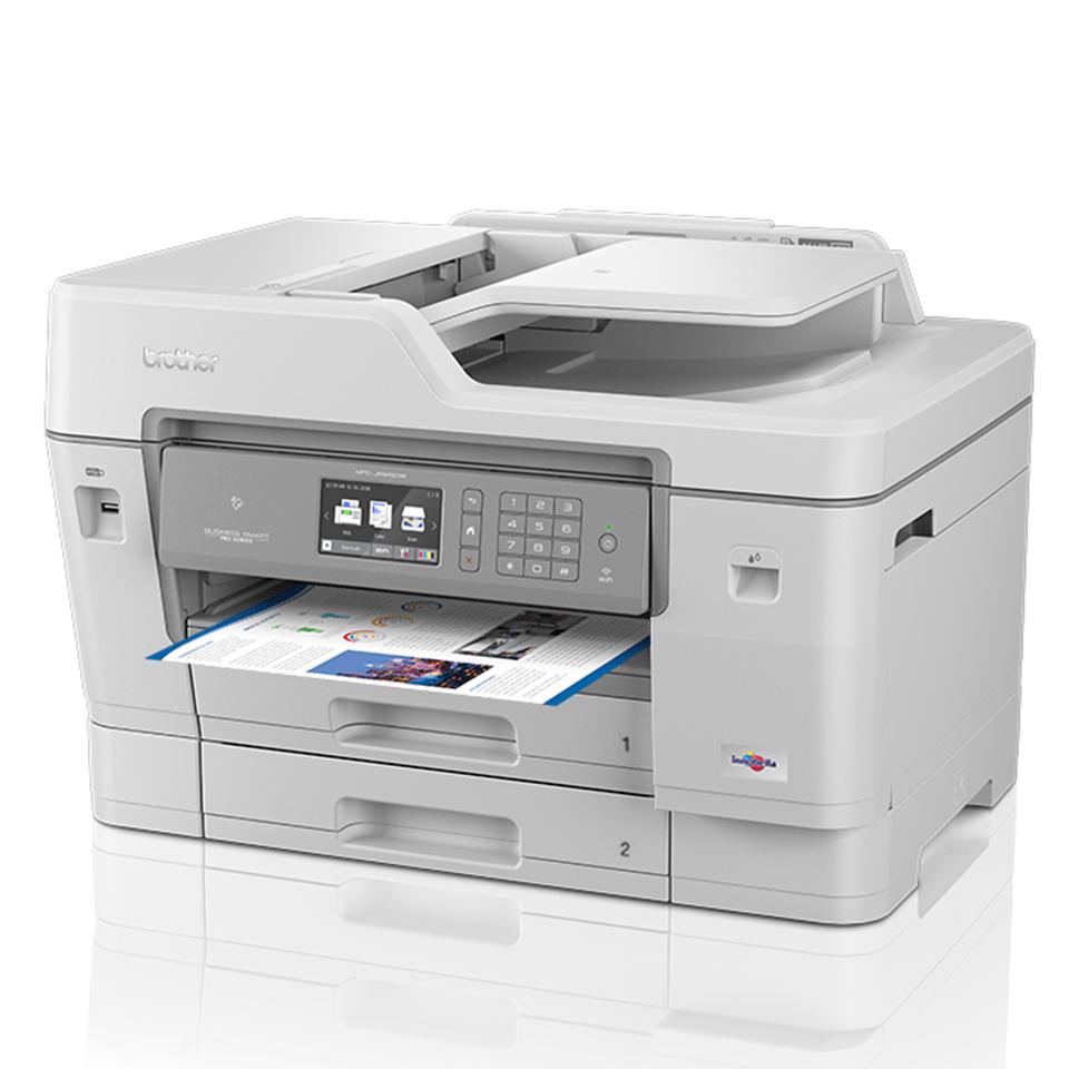 MFC-J6945DW bežični A3 tintni višenamjenski uređaj u boji za ispis, kopiranje, skeniranje i faksiranje* 2