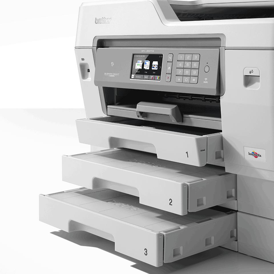 MFC-J6947DW bežični A3 tintni višenamjenski uređaj u boji za ispis, kopiranje, skeniranje i faksiranje* 6