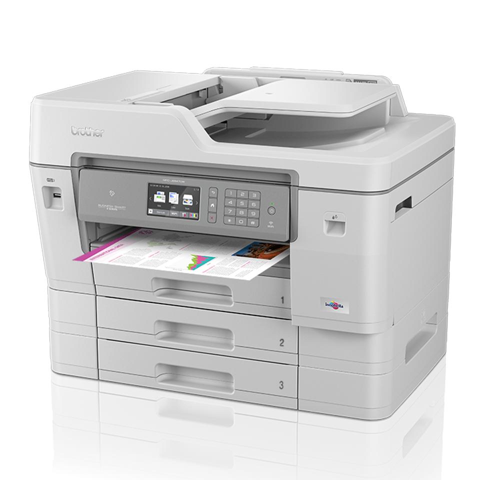 MFC-J6947DW bežični A3 tintni višenamjenski uređaj u boji za ispis, kopiranje, skeniranje i faksiranje 2