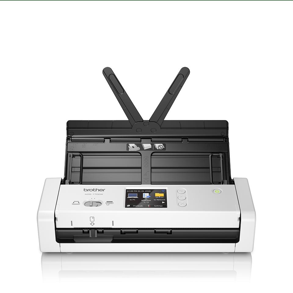 ADS-1700W  pametni kompaktan skener dokumenata 5