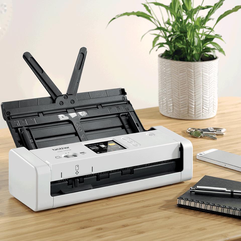 ADS-1700W  pametni kompaktan skener dokumenata 6