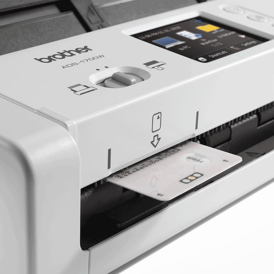 ADS-1700W  pametni kompaktan skener dokumenata 7