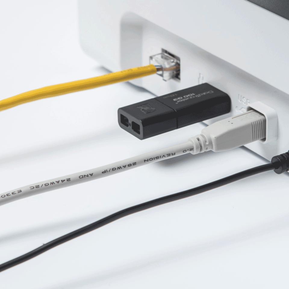 Brother ADS-2700W bežični i žičani stolni skener dokumenata 6