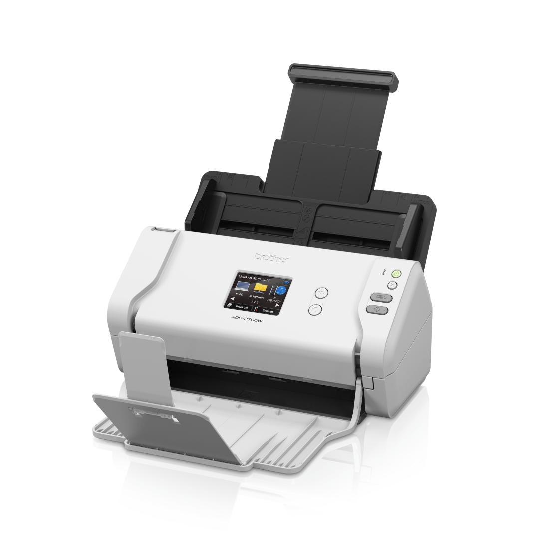 Brother ADS-2700W bežični i žičani stolni skener dokumenata 2
