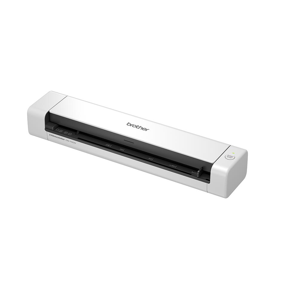 Brother DSmobile DS-740D obostrani mobilni skener dokumenata 2