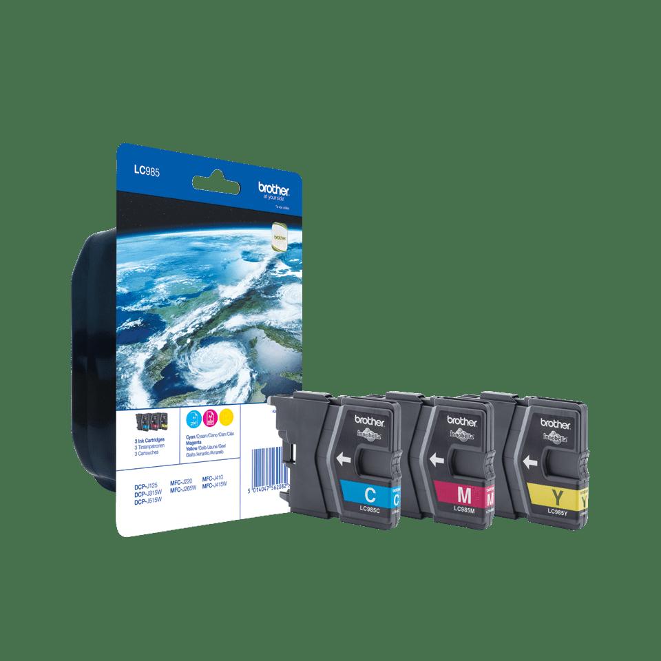 Originalan Brother LC985RBWBP spremnik tinte - blister paket