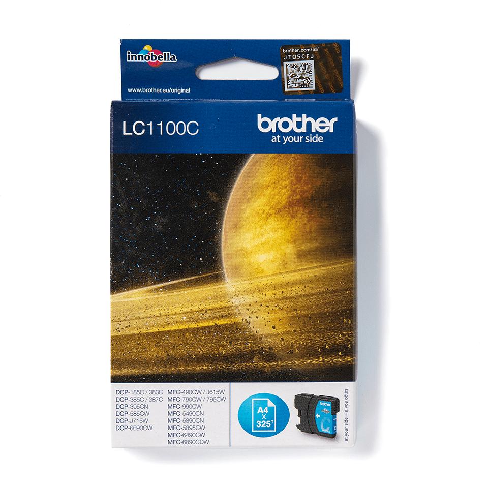Originalan Brother LC1100C spremnik tinte – cijan