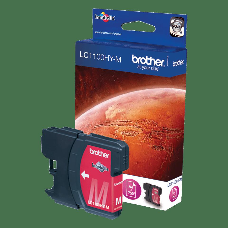 Originalan Brother LC1100HYM veliki spremnik tinte – magenta