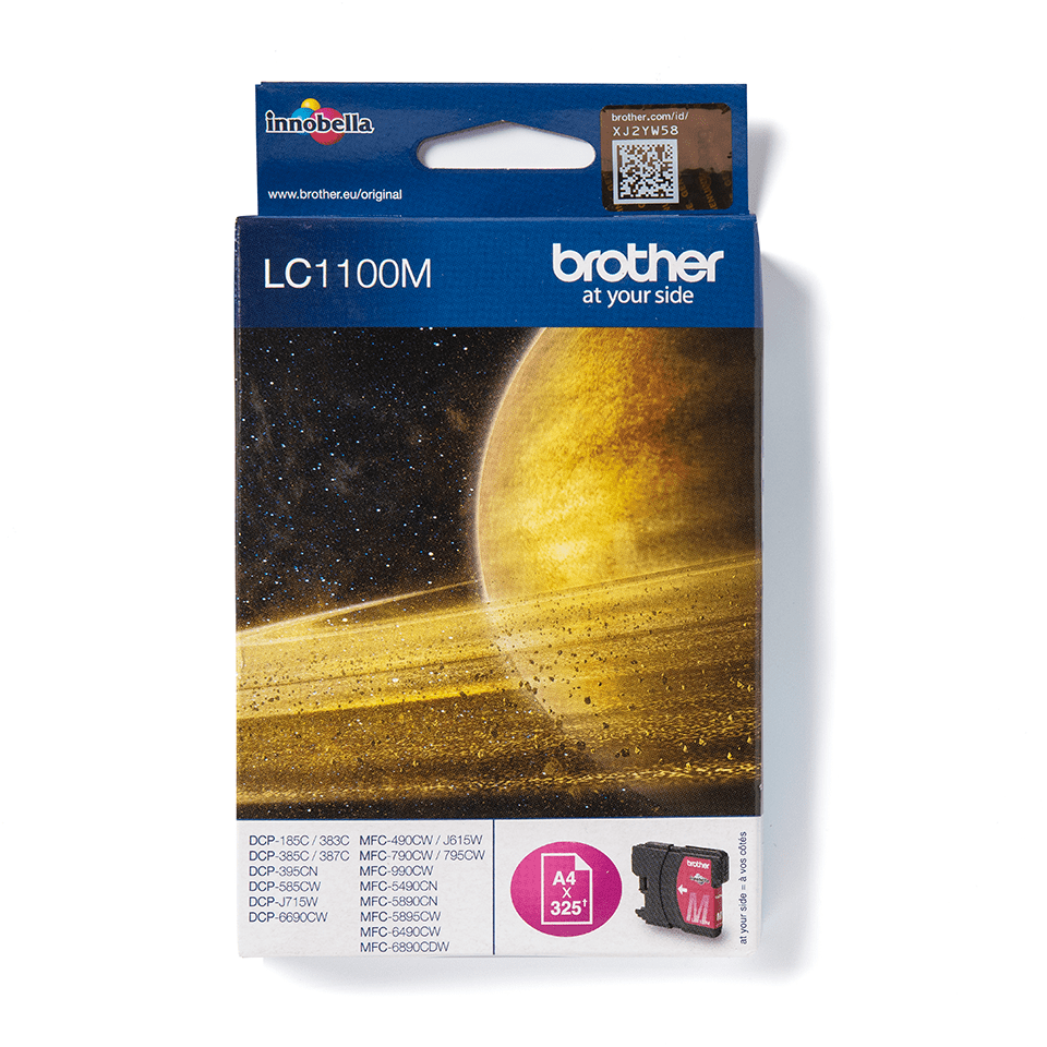Originalan Brother LC1100M spremnik tinte – magenta