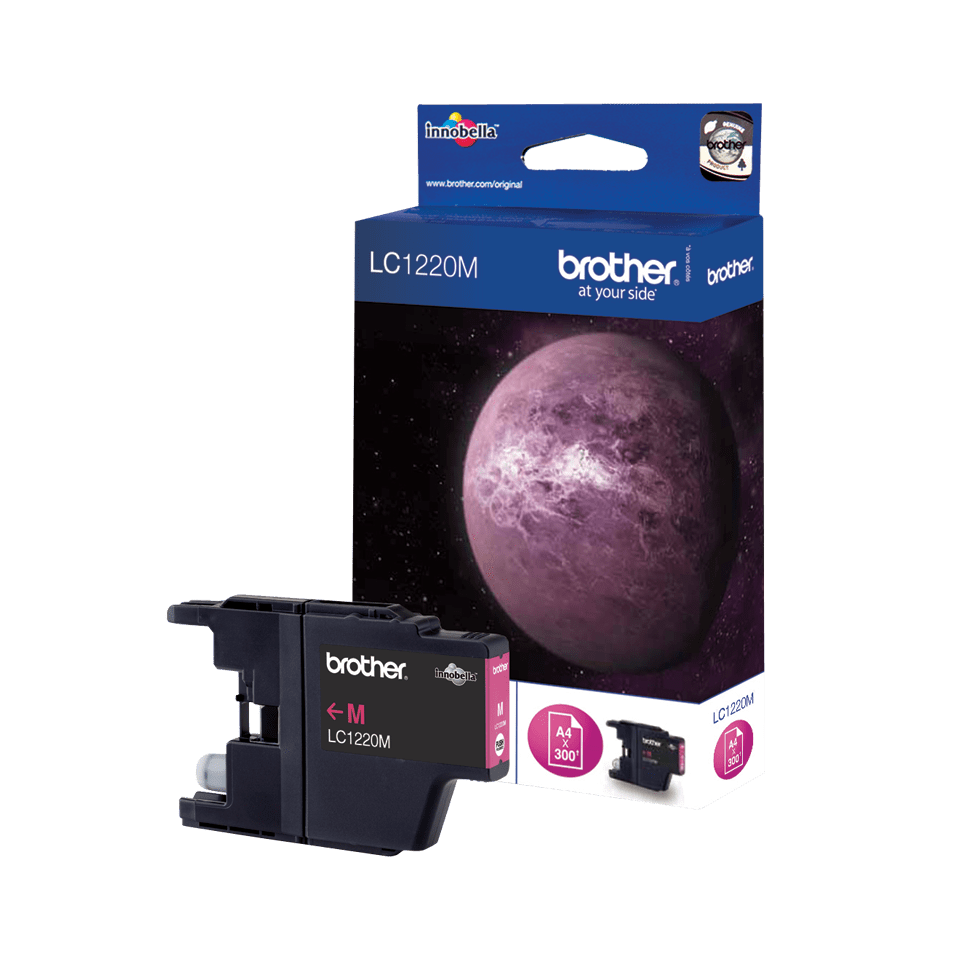 Originalan Brother LC1220M spremnik tinte - magenta