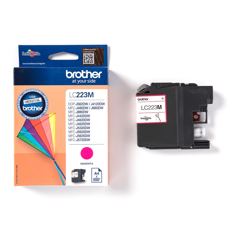 Originalan Brother LC223M spremnik tinte - magenta 3