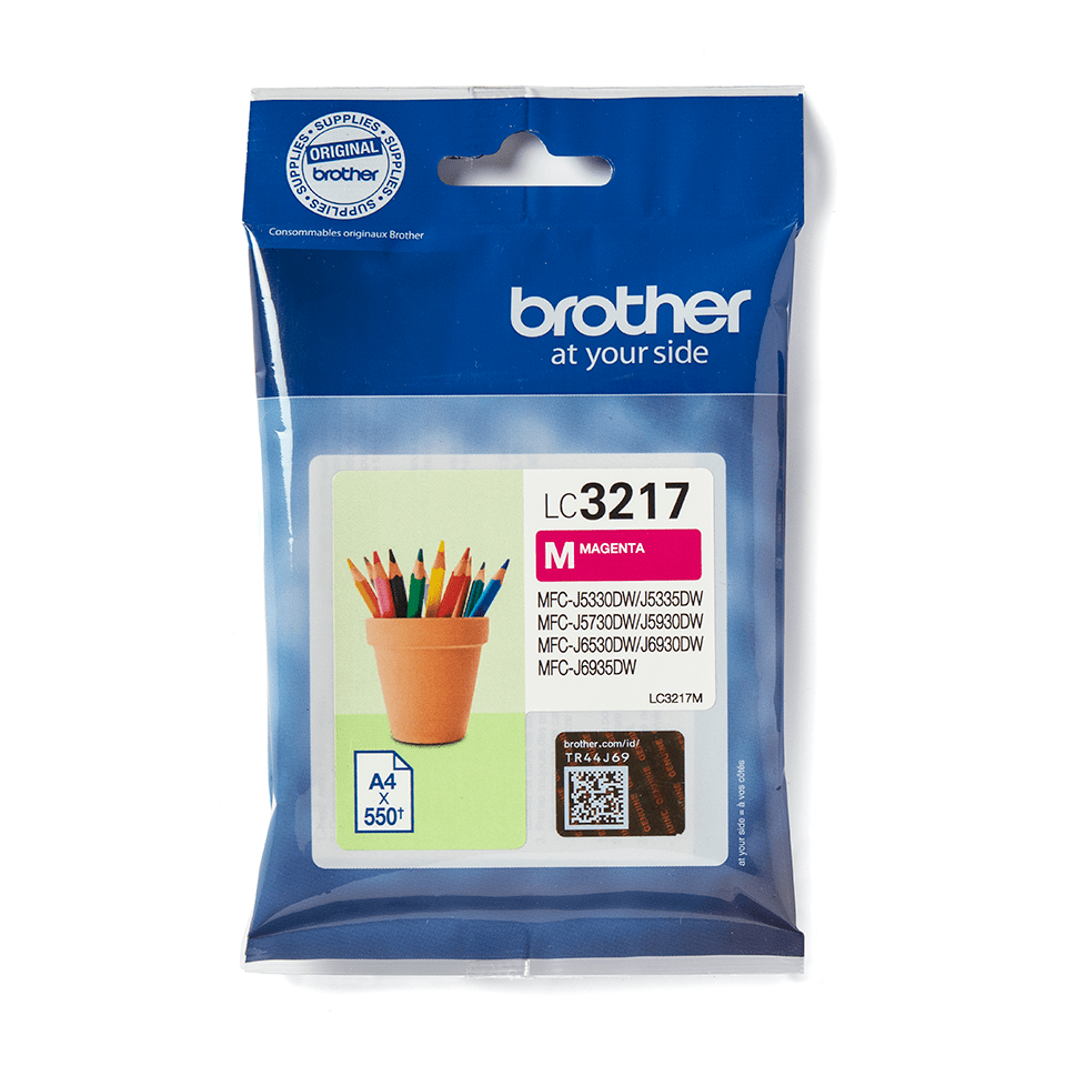 Originalni Brother LC3217M spremnik tinte – magenta